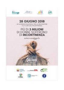 Read more about the article FINCOPP Lombardia, Treviglio e Seriate: XIII Giornata Incontinenza