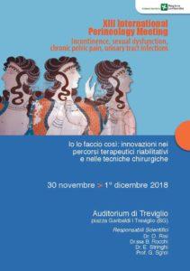 Read more about the article Convegno annuale di Treviglio. Si riunisce l'eccellenza del pavimento pelvico.