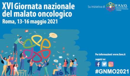 XVI Giornata Malato Oncologico FAVO