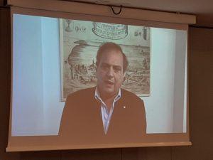 I saluti del Dott. Filippo Anelli, Presidente FNOMCeO