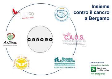 Insieme contro il cancro a Bergamo